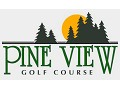 Pine View Golf Course, Ann Arbor - logo